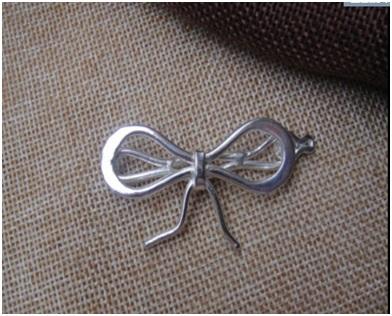 手工自制蝴蝶夹发卡